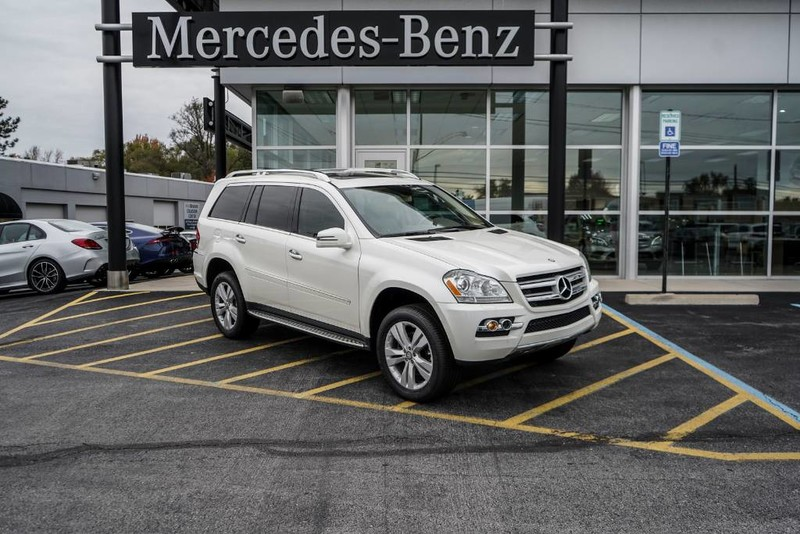 Pre-Owned 2011 Mercedes-Benz GL-Class GL 450