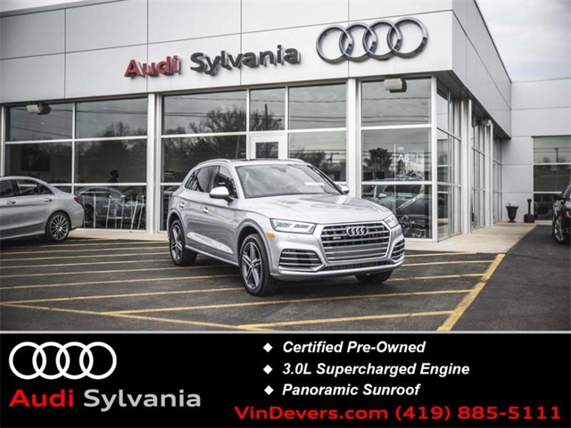 Pre-Owned 2018 Audi SQ5