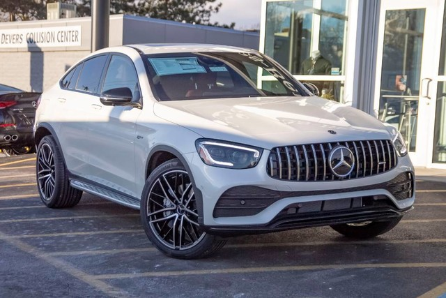 New 2020 Mercedes-Benz GLC AMG® GLC 43 4MATIC® Coupe