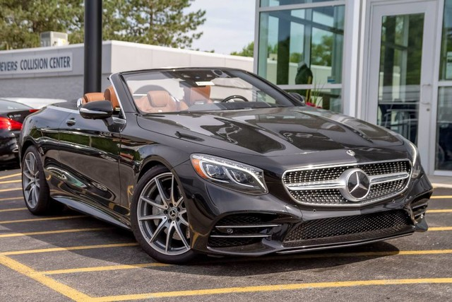 Pre-Owned 2019 Mercedes-Benz S-Class S 560 Sport