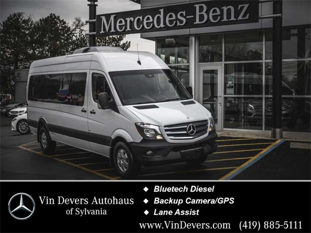 Pre-Owned 2015 Mercedes-Benz Sprinter 2500 Passenger Van