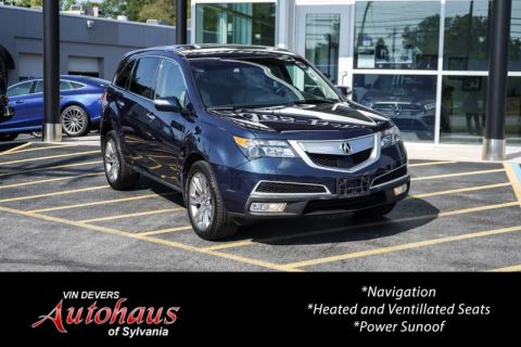 Pre-Owned 2011 Acura MDX Advance Pkg