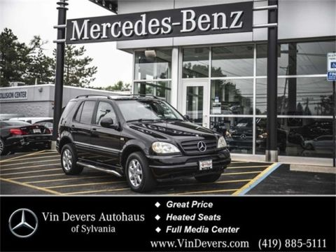 Pre-Owned 2000 Mercedes-Benz M-Class ML 430