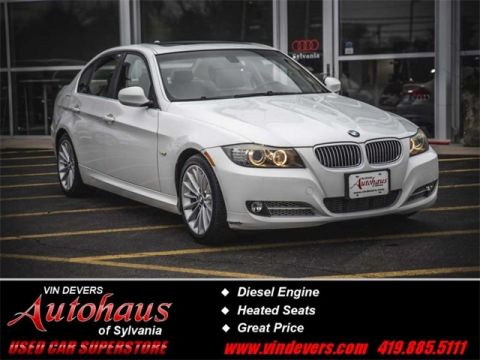 Pre-Owned 2009 BMW 3 Series 335d